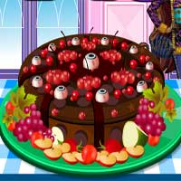 Monster High Chocolate Pie PlayalesiaGames