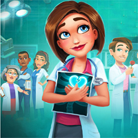 Free online flash games - Hearts Medicine Time to Heal game - chicksgames