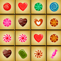 Free online flash games - Candy Mahjong game - chicksgames
