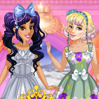 Free online flash games - Lolita Princess Party game - chicksgames