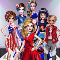 Free online flash games - Fashion Presentation game - chicksgames