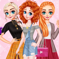 Free online flash games - Princesses Manicure Experts game - chicksgames