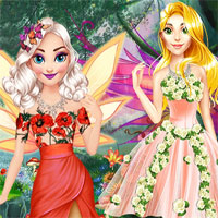 Free online flash games - Your Fairytale Adventure game - chicksgames