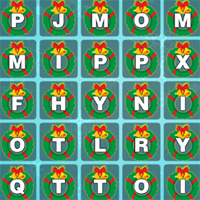 Free online flash games - Christmas Words game - chicksgames