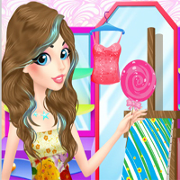 Free online flash games - Color Blast beauty prep game - chicksgames
