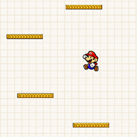 Free online flash games - Mario Doodle Jump game - chicksgames
