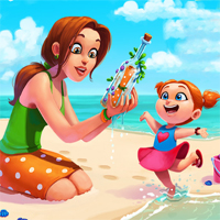 Free online flash games - Delicious Emilys Message in Bottle game - chicksgames
