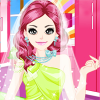 Free online flash games - Bride In Love Makeover game - chicksgames