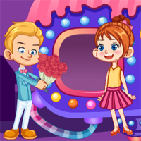 Free online flash games - Little Witch Beauty Machine Colorweddinggames game - chicksgames