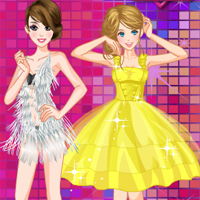 Free online flash games - Beauty Contest Didigames game - chicksgames