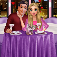 Free online flash games - Lovers Date Night Girl DariaGames game - chicksgames