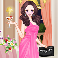 Free online flash games - Style Adventures Evening Style Games2girls game - chicksgames