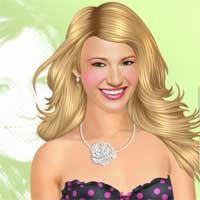 Free online flash games - Blake Lively Makeover TrendyMakeupGames game - chicksgames
