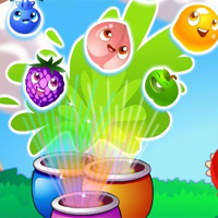 Free online flash games - Fruit Collector game - chicksgames