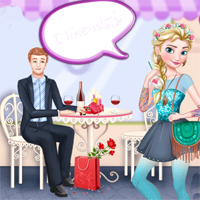 Free online flash games - Princesses Matchmaking Cutezee game - chicksgames