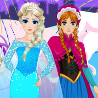 Free online flash games - Frozen Princess FreeGamesCasual game - chicksgames