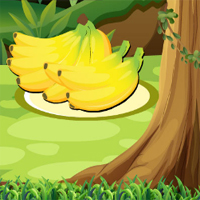 Free online flash games - Monkey and Banana game - chicksgames