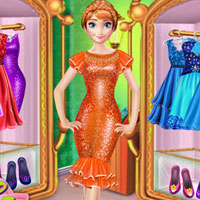 Free online flash games - Annie Fashion Outfit Click4Games game - chicksgames