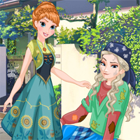 Free online flash games - Princess From Homeless To Diva game - chicksgames