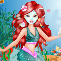 Free online flash games - Charming Mermaid Makeover Adrygames game - chicksgames