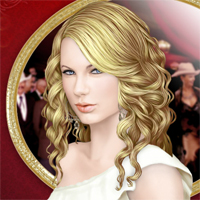 Free online flash games - Taylor Swift Wambie game - chicksgames