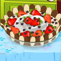 Chocolate Mousse Cake CookingGames