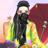 Free online flash games - Burning Man Hairstyles Dressupwho game - chicksgames