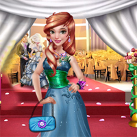 Free online flash games - Doves Bridesmaid Dolly Dress Up game - chicksgames