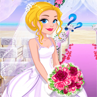 Free online flash games - Audreys Dream Wedding game - chicksgames