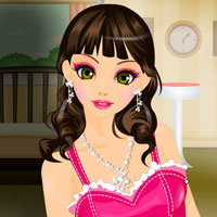 Free online flash games - Best Beauty Parlour game - chicksgames