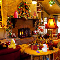 Free online flash games - Christmas Eve Hidden Objects game - chicksgames