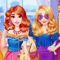 Free online flash games - Your Princess Style game - chicksgames