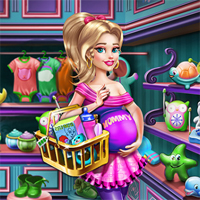 Free online flash games - Mommy Goes Shopping game - chicksgames