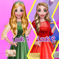 Free online flash games - Amys Princess Look DariaGames game - chicksgames