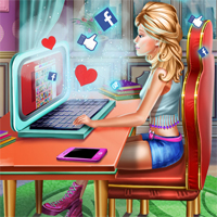 Free online flash games - Ellie Vogue Blog SiSiGames game - chicksgames