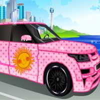 Free online flash games - Design My Jeep Games2Girls game - chicksgames