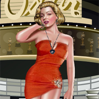 Free online flash games - Marilyn Monroe Image Style game - chicksgames