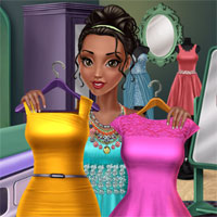 Free online flash games - Tina Fashion Day DariaGames game - chicksgames