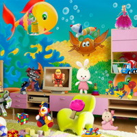 Free online flash games - Kids Toys Hidden Objects-2 game - chicksgames