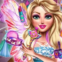 Free online flash games - Fairy Tale Makeover game - chicksgames