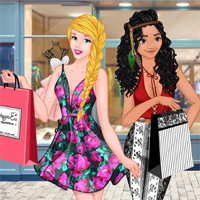 Free online flash games - Ice Queen Opens Apparel Boutique MyCuteGames game - chicksgames