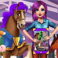 Free online flash games - Farm Day Photo Shoot PlayRosy game - chicksgames