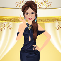 Free online flash games - Selena The Movie Star game - chicksgames