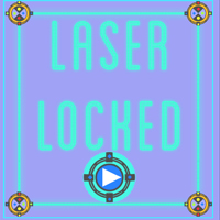Free online flash games - Laser Locked game - chicksgames